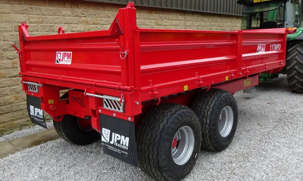 Multi-Purpose Dump Trailer