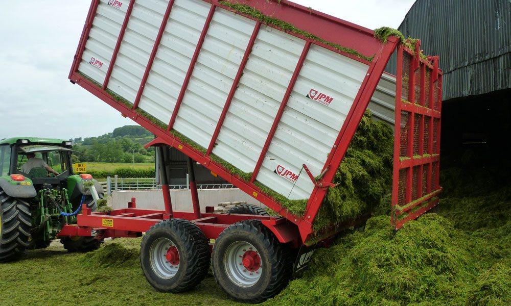 Silage/Grain Trailer