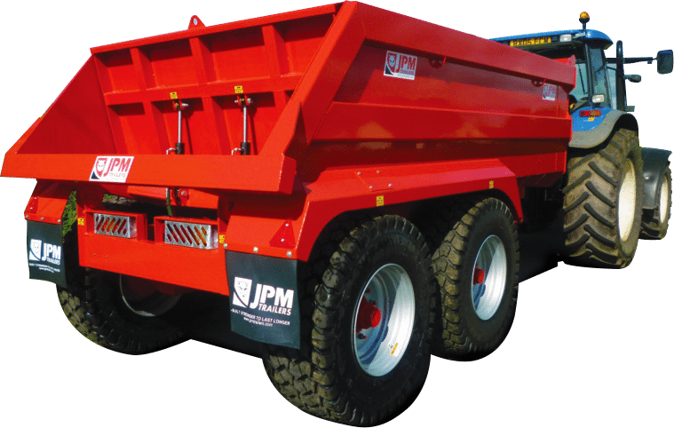 dump<br> trailers