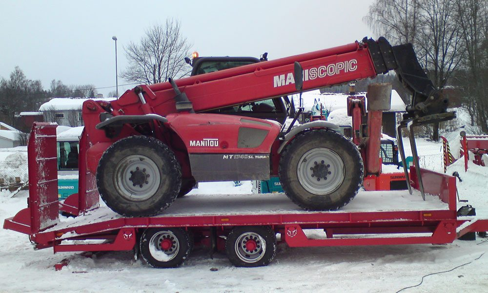 Tandem Axle Low Loader